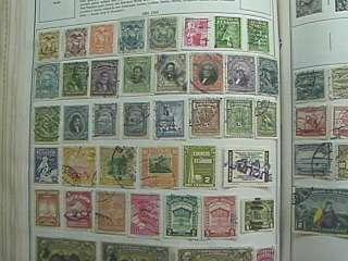 Scott International vol. # 1 A to LUX w/5900 stamps