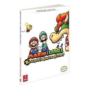 Mario & Luigi Bowsers Inside Story [With Poster