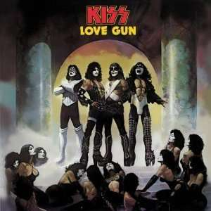 Love Gun (With Toy Gun Included) Kiss Music