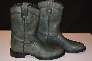 Justin George Strait Cotulla Western Boot Womens 5.5 C