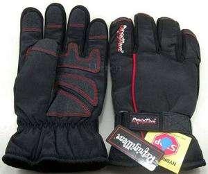 Mens Size L XL Winter Hydroguard Heavy Duty Waterproof Windproof Glove