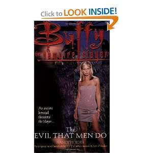 The Evil That Men Do (Buffy the Vampire Slayer