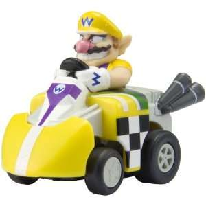 NEW Super Mario ~Wario~ Pull Back Car Figure Toys & Games