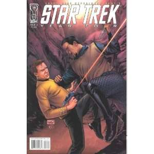 Star Trek: Year Four   Enterprise Experiment #3: Derek