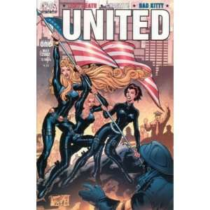 Lady Death/Chastity/Bad Kitty: United, Edition# 1: Chaos