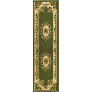 Safavieh Lyndhurst Aubusson Sage/Ivory Rug Decor