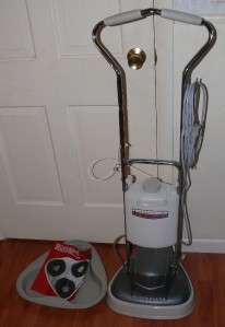 ELECTROLUX B 8 CARPET SHAMPOOER FLOOR SCRUBBER POLISHER