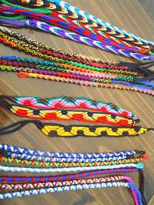 Wristband,Friendship Bracelet,CHOOSE Color,styles PERU