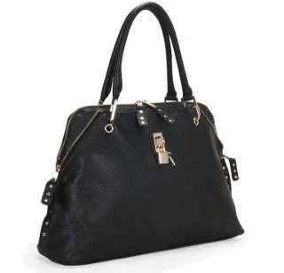 Genuine Leather Bag Purse Handbag Satchel Tote 4 colors