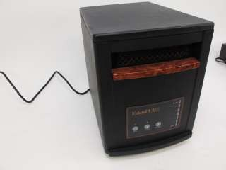 EdenPURE Quartz Infrared Portable Heater 1000XL