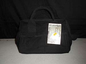 New Rothco Black Platoon Tool Kit Bag
