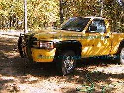 1999 2001 Dodge Ram 1500 Sport Brush Grille Guard   USA