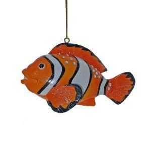 December Diamonds aquatic animal series 4 clown fish: Home & Kitchen