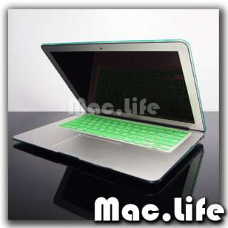 GREEN Crystal Hard Case Cover for Macbook Air 13 A1369
