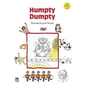 Rhymes Cluster: Humpty Dumpty: Set of 6 (9780582366060): Books