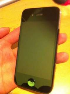 iPhone 4 16GB metallic green (Unlocked) Jailbreak BASEBAND 04.10.01