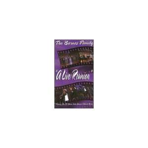 Barnes Family Live Reunion [VHS] The Barnes Family