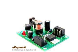 5V Switching Power Supply Board PIC AVR ARM 8051 MSP