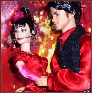 2002 The Tango Barbie and Ken Giftset 55314 Mint in Box Awesome Set