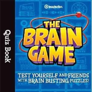 The Brain Game Quiz Book Imagination International (COR