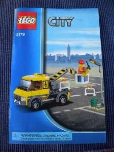 Lego City 3179 Repair Truck Complete