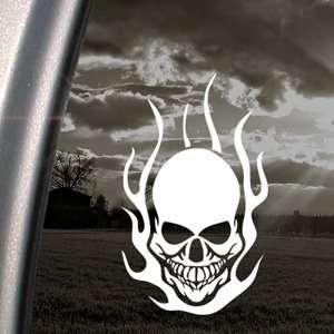 DEVIL DEMON SKULL DEAH Decal ruck Window Sicker