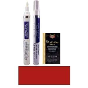 1/2 Oz. Volcano Red Pearl Paint Pen Kit for 2011 Audi TTS