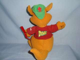 General Mills Dunkaroos Plush Olympic Roots Canada Toy