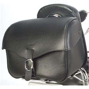 Willie and Max Revolution Sissy Bar Bags   Large/Black