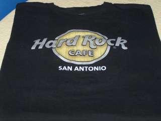 HARD ROCK CAFE Restaurant   SAN ANTONIO Texas T Shirt