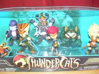 Thundercats 2011 Action Figures on Thundercats 2011 Collector Series Wave 2 Lion O New  6 Inch