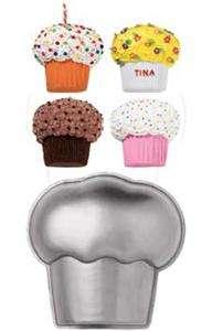 Wilton CUPCAKE SHEET CAKE Pan NEW 2105 3318 070896253187 |