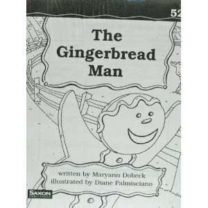 The Gingerbread Man: Decodeable Reader (Pair It Extreme
