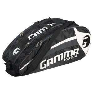 Gamma Tour Team 12 Pack Tennis Bag  Sports & Outdoors