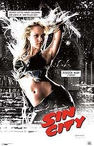 POSTER 3 SET ~ JESSICA ALBA Bikini Rolling Stone LOT
