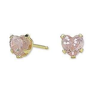 Earrings in 14k Yellow Gold  Disney Jewelry Childrens Jewelry Earrings
