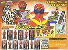 Gashapon Power Rangers Gokaiger Ranger Key 3 NEW FULL Complete