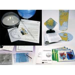 Map Reading Study Unit Toys & Games