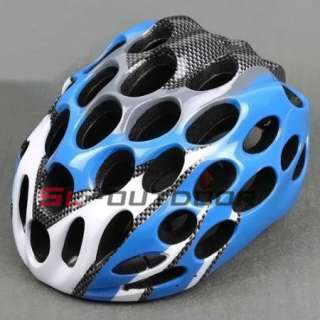 Cycling Bike Safety Bicycle Honeycomb Type 41 Holes Adult Helmets