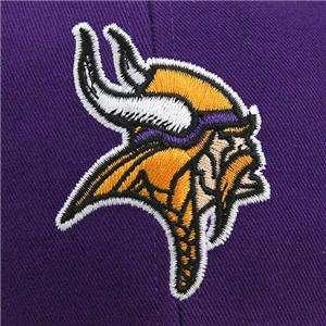 47 Brand NFL Minnesota Vikings Money Maker Adjustable Hat Purple