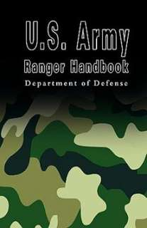 Army Ranger Handbook NEW 9789562915052