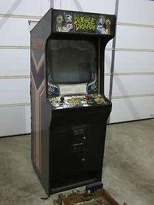 Double Dragon coin operated arcade video game, Taito 1987 Jamma Pcb