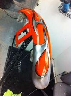 Custom paint Harley davidson,flhtc electra glide classic,flhx street
