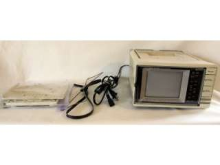 ELECTRIC SPACEMAKER COLOR TV WITH FM/AM RADIO MODEL 7 7660B!