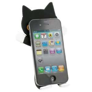 Cat cute lovely 3D iphone 4 4S phone Mobile Stand Holder Mount