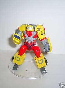 Transformers ARMADA PVC   HOT SHOT hotshot scf act