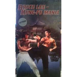 Kung Fu Mania Bruce Lee, Chuck Norris, Sandy Oliveri Movies & TV