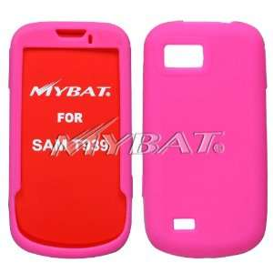 BEHOLD 2 T939 HOT PINK SOLID SILICONE SKIN RUBBER SOFT CASE COVER