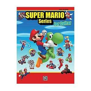 Super Mario Series for Guitar: Musical Instruments