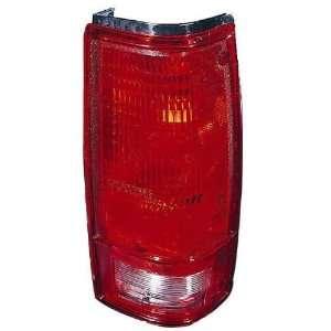 CHEVY S10/GMC S15/SONOMA 82 93 TAIL LIGHT UNIT PAIR SET